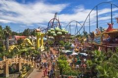 Port Aventura theme amusement park