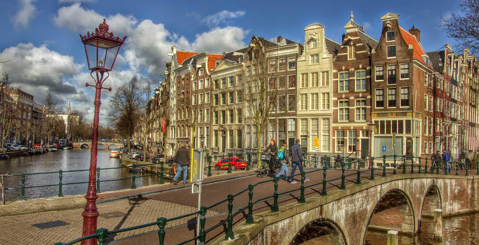 AMSTERDAM – autobusom
